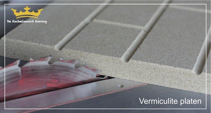 Vermiculiet-platen
