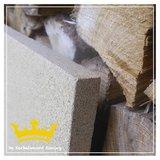 Vermiculiet plaat 25 mm. dik 2
