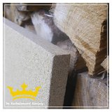 Vermiculiet plaat 30 mm. dik 2