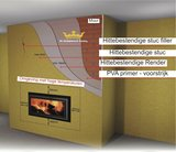 Hittebestendige PVA voorstrijk - primer._