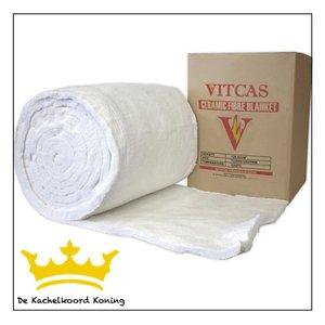 Keramische deken 25 mm dik