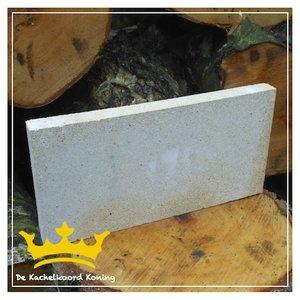 Vuurvaste steen 30 x 15 cm.