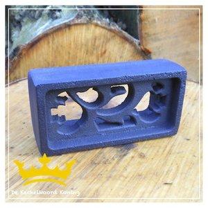 Gietijzeren luchtrooster, mini model /a